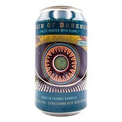 Collective Arts Brewing x Pohjala: Origin of Darkness - puszka 355 ml