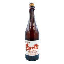 Crooked Stave: Surette Reserva Palisade Peach 2017 - butelka 750 ml