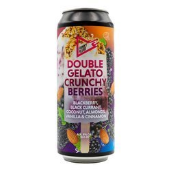 Funky Fluid: Double Gelato Chrunchy Berries - puszka 500 ml