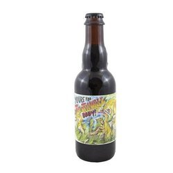 Jackie O's Pub & Brewery / Evil Twin Brewing - You're In the Jungle baby - butelka 0,375l