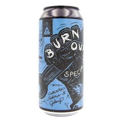 Mad Scientist: Burnout Specialist - puszka 440 ml