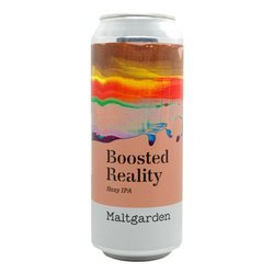 Maltgarden: Boosted Reality Hazy IPA - puszka 500 ml