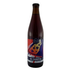 Nepomucen x EEM Bier: Be Careful - butelka 500 ml