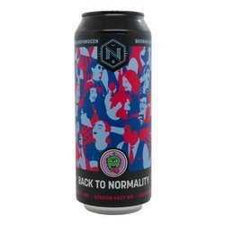 Nepomucen x Hopito: Back to Normality - puszka 500 ml
