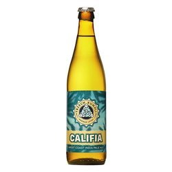 Trzech Kumpli: Califia West Coast IPA - butelka 500 ml