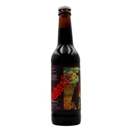 Puhaste: Black Blood Imperial Stout - butelka 330 ml